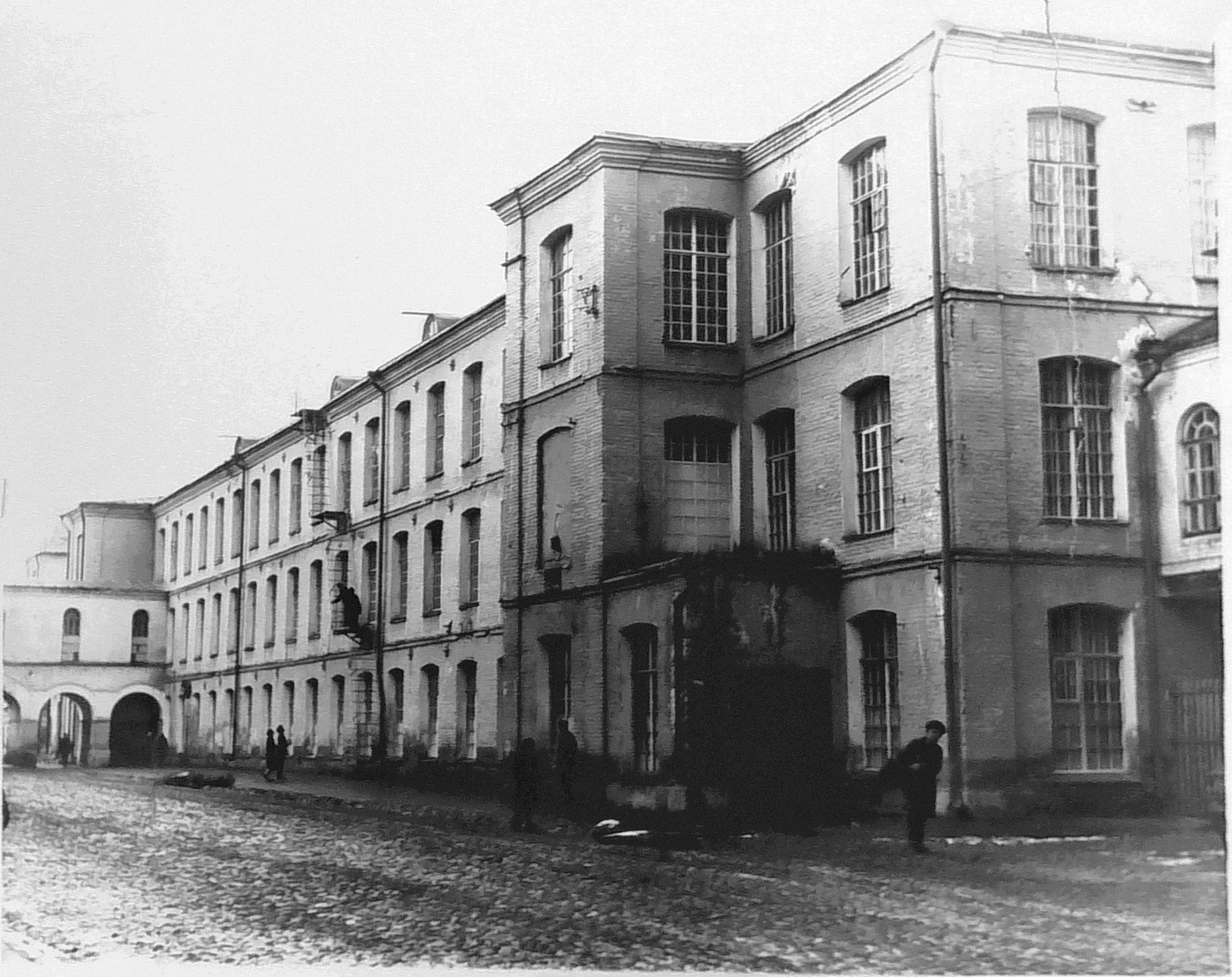 «СТРАННАЯ» СТАЧКА 1897 года