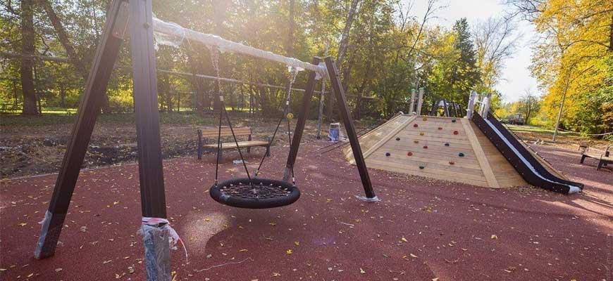 3 октября состоится открытие парка в Дрезне Орехово-Зуевского округа