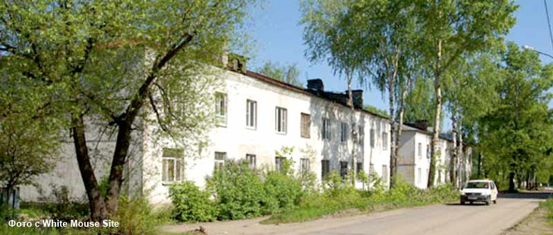 Поселок «Текстильщики»