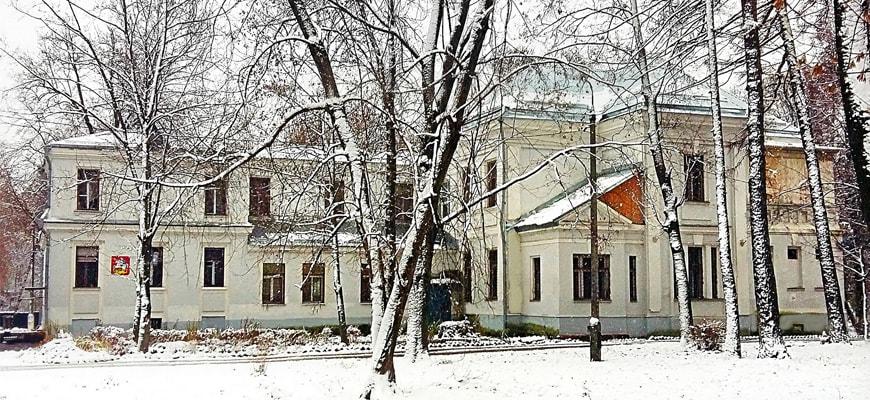 Дача Морозовой