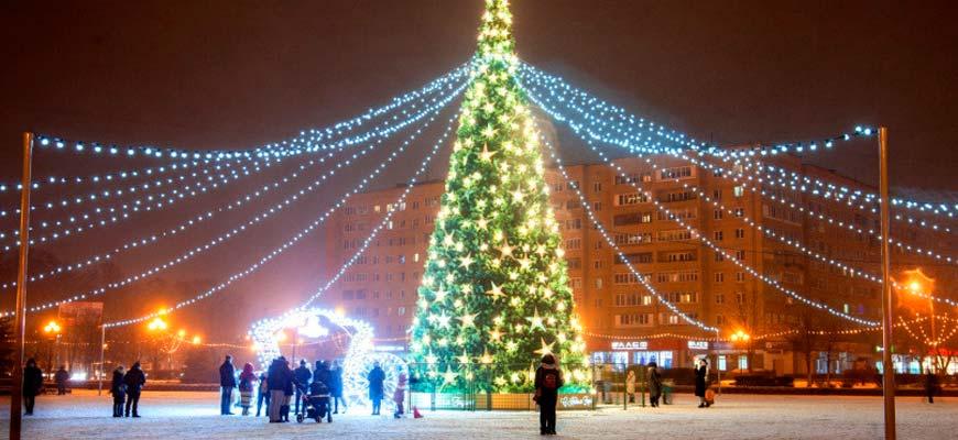 Куда сходить в новогодние праздники в Орехово-Зуеве