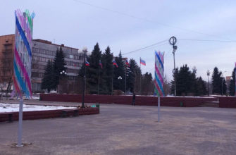 октябрьская площадь Орехово-Зуево