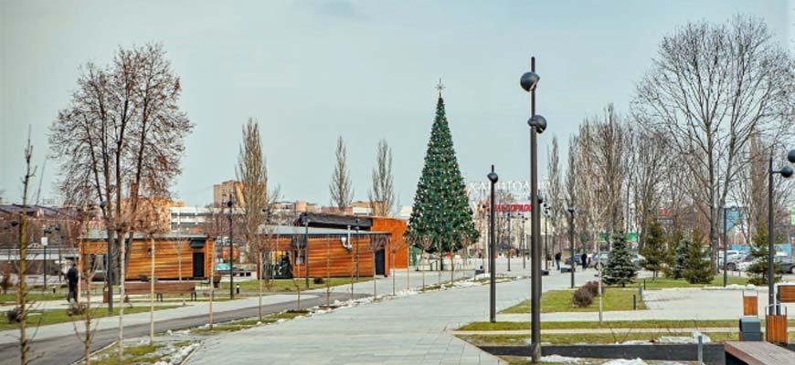 Парк 30-летия Победы откроется 21 декабря
