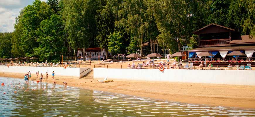 Пляж «Золотые пески» г.о. Орехово-Зуево вошел в топ 10 лучших пляжей Подмосковья