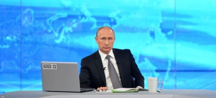 Прямая линия с Владимиром Путиным: коротко о главном