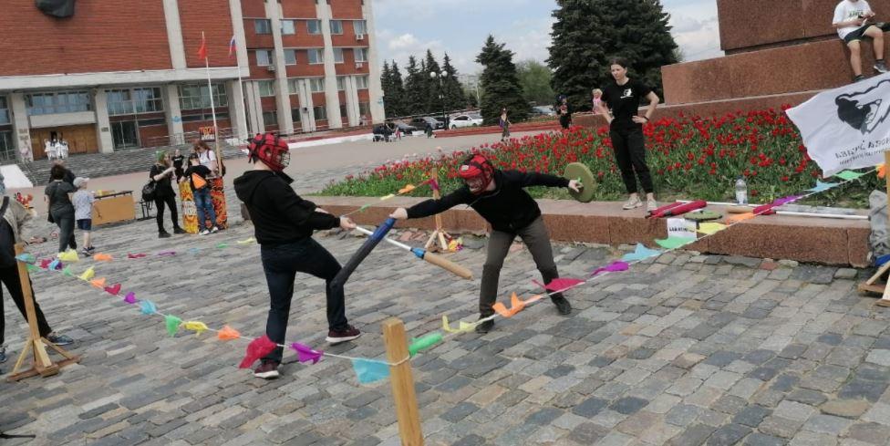 Молодежный клуб Орехово-Зуево отметил 25 лет