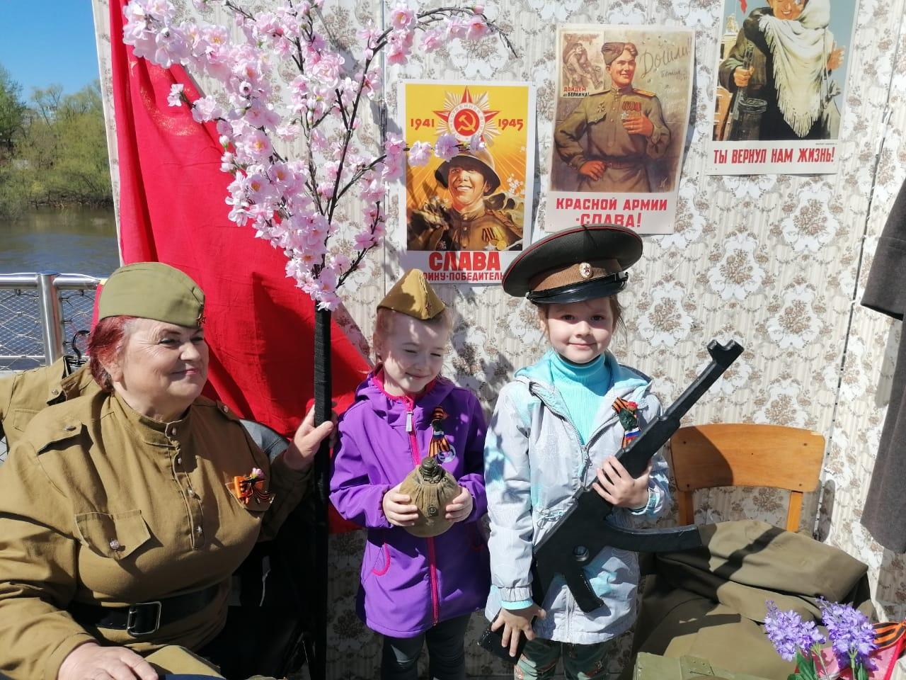 Фестиваль искусств на новой набережной в Орехово-Зуеве