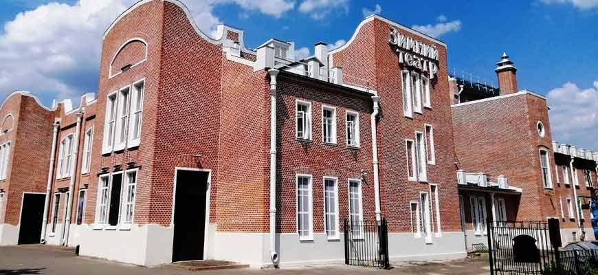 Реставрацию Зимнего театра в Орехово-Зуеве планируют завершить к октябрю 2021 года